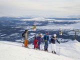 Map Of Ski Resorts In New England the Best Ski Resorts In Sweden
