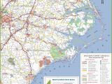 Map Of Ski Resorts In north Carolina north Carolina State Maps Usa Maps Of north Carolina Nc