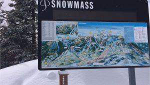 Map Of Snowmass Colorado Snowmass Map Snowmass Riding Pinterest