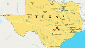 Map Of south Central Texas Texas Map Stock Photos Texas Map Stock Images Alamy