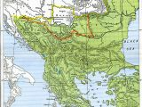 Map Of south Eastern Europe south Eastern Europe