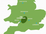 Map Of south England Uk Cotswolds Com the Official Cotswolds tourist Information Site