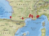 Map Of south Of France Coast 10 Most Amazing Destinations In the south Of France with
