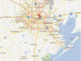 Map Of south Texas Cities Texas Maps tour Texas