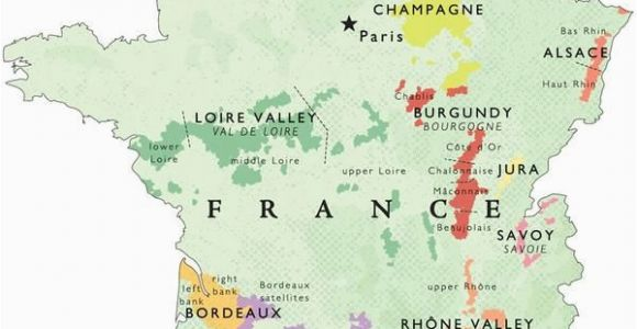 Map Of south West France Wine Map Of France In 2019 Places France Map Wine Recipes