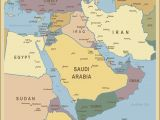 Map Of southern Europe and Middle East Red Sea and southwest asia Maps Middle East Maps