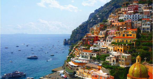 Map Of southern Italy Amalfi Coast Amalfi Coast tourist Map and Travel Information