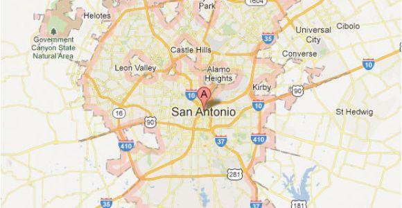 Map Of southern Texas Cities Texas Maps tour Texas
