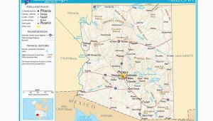 Map Of southwest Texas Cities Maps Of the southwestern Us for Trip Planning