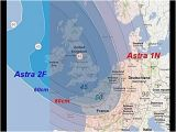 Map Of Spain & France Videos Matching Lost Of Bbc Channel On astra 2e Amp astra 2f
