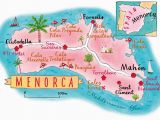 Map Of Spain Beaches Menorca the Beat Free Balearic island Places to Go Menorca