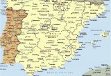 Map Of Spain Cities and Regions Mapa Espaa A Fera Alog In 2019 Map Of Spain Map Spain Travel