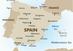 Map Of Spain Portugal And Italy.Map Of Spain France And Italy Map Of France Spain And Portugal