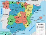 Map Of Spain Santander Liste Der Provinzen Spaniens Wikipedia