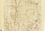 Map Of Stark County Ohio Ohio Historical topographic Maps Perry Castaa Eda Map Collection