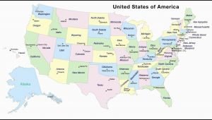Map Of State Of Ohio with Cities Map Of the United States Of America with State Names Fresh United