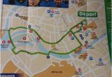 Map Of Strasbourg France Photo Taken From Pamphlet Of the Route the Train Takes the