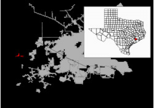 Map Of Sugarland Texas Simonton Texas Wikipedia