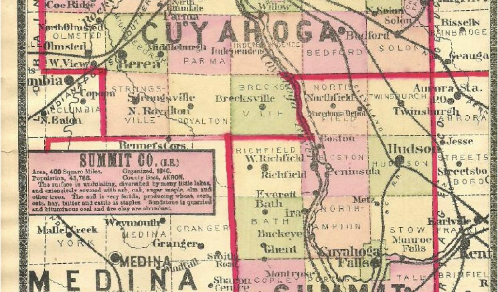 Map Of Summit County Ohio Map Of Summit County Ohio Best Of Map Ny Summit County Map on