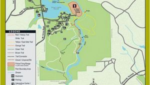 Map Of Sweetwater Texas Trails at Sweetwater Creek State Park Georgia State Parks D