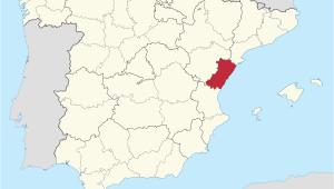 Map Of Tarragona Spain Province Of Castella N Wikipedia