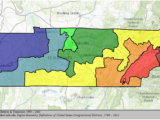Map Of Tennessee by County Tennessee S Congressional Districts Wikipedia