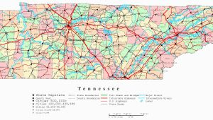 Map Of Tennessee Counties and Cities County Map Tenn and Travel Information Download Free County Map Tenn