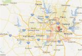 Map Of Texas Cities and Counties Dallas fort Worth Map tour Texas