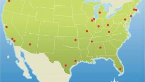 Map Of Texas Colleges and Universities asco Member Schools and Colleges asco association Of Schools and