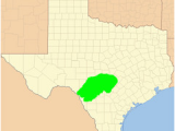 Map Of Texas Hill Country Texas Hill Country Wikipedia