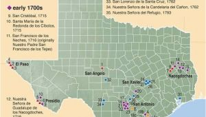 Map Of Texas Missions Texas Missions I M Proud to Be A Texan Texas History 7th Texas