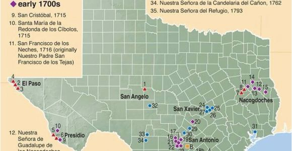 Map Of Texas Revolution Texas Missions I M Proud to Be A Texan Texas History 7th Texas