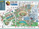 Map Of Texas State Fair Texas State Fair Map Business Ideas 2013