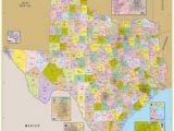 Map Of Texas with Zip Codes Texas County Map List Of Counties In Texas Tx