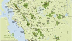 Map Of the Bay area In California Map San Francisco Bay area California Outline Map Od California