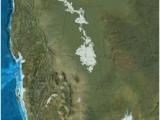 Map Of the Colorado Plateau Western Interior Seaway 65 Ma K T Boundary Paleogeographic Maps