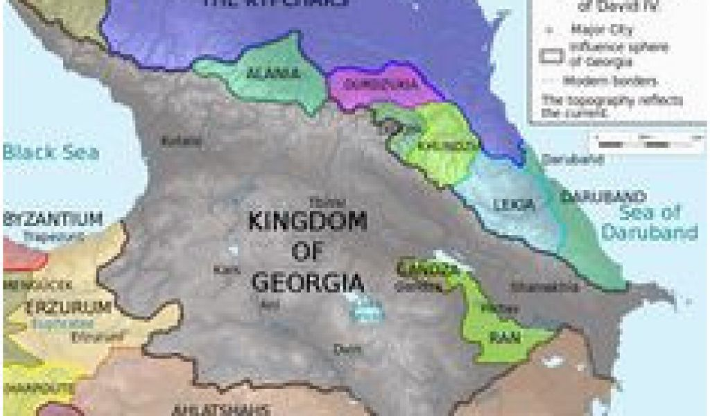 Map Of Country Of Georgia.Map Of The Country Georgia 51 Best Maps Of Georgia Country Images