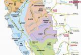 Map Of the Rockies Canada Kananaskis Country Map Canada In 2019 Alberta Travel Canada