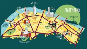 Map Of the south Of England Uk southbank Map Illustration Kerryhyndman Co Uk Map Travel