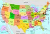 Map Of the State Of Michigan with Cities Usa Maps Maps Of United States Of America Usa U S