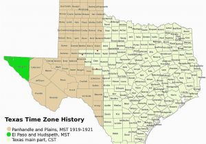 Map Of the Texas Panhandle Texas Time Zone Map Business Ideas 2013