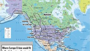 Map Of the Usa and Canada with Cities On It Usa Map with Major Cities Image Of Usa Map