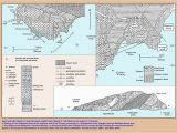 Map Of torquay England torquay Geological Field Guide by Ian West