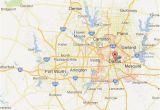 Map Of Tyler Texas area Texas Maps tour Texas