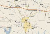 Map Of Tyler Texas area Texas Piney Woods Region Tyler Texas area Map Various Pics
