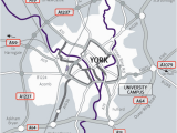 Map Of Universities In England Maps and Directions About the University the University Of York