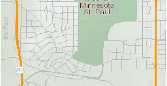Map Of University Of Minnesota Campus Campus Maps