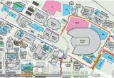 Map Of University Of Minnesota Campus Public Safety Umpd