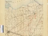 Map Of Upper Sandusky Ohio Ohio Historical topographic Maps Perry Castaa Eda Map Collection