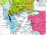 Map Of Usa & Canada Macedonians Archive Eupedia forum